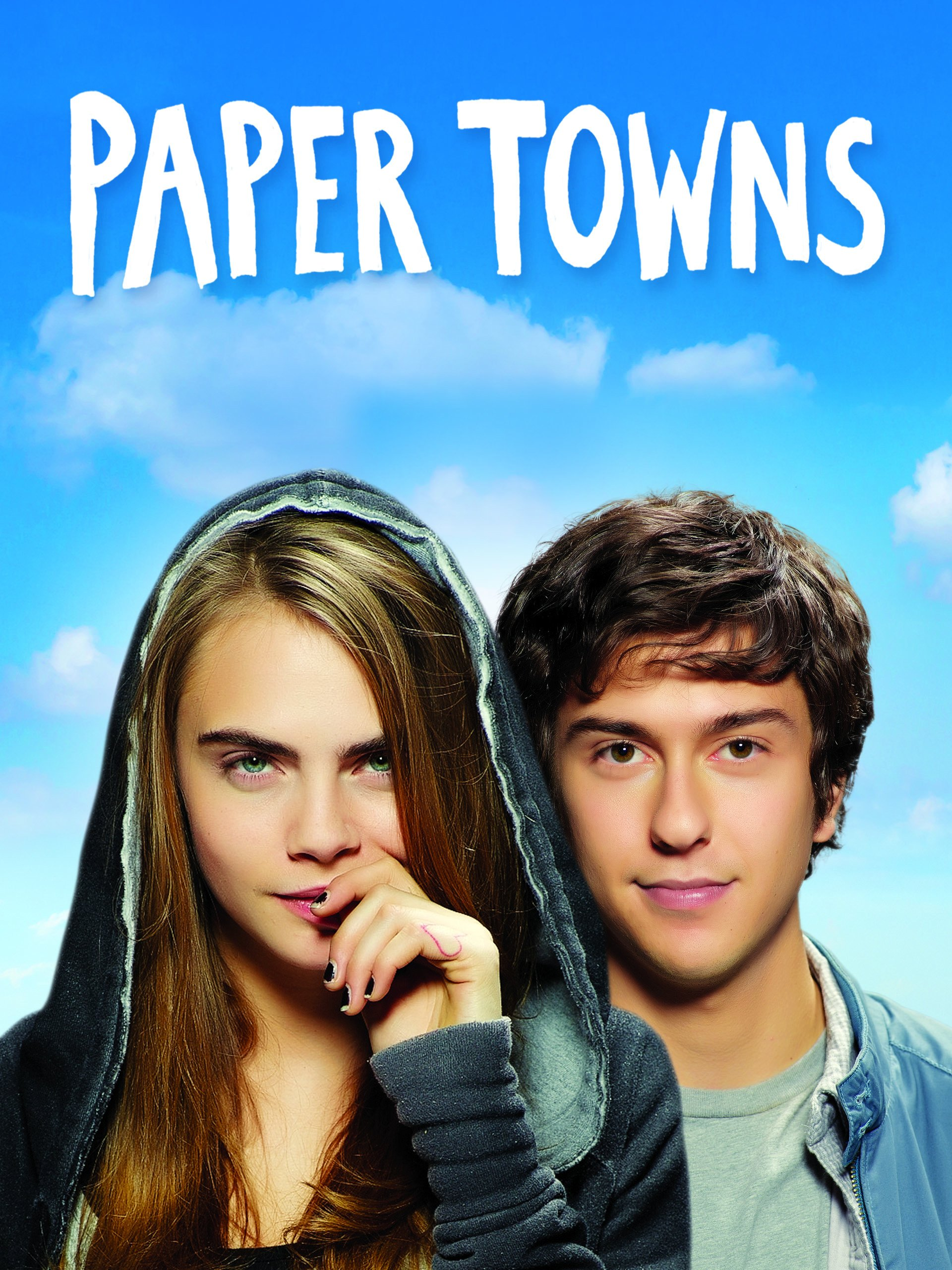 paper town on dvd