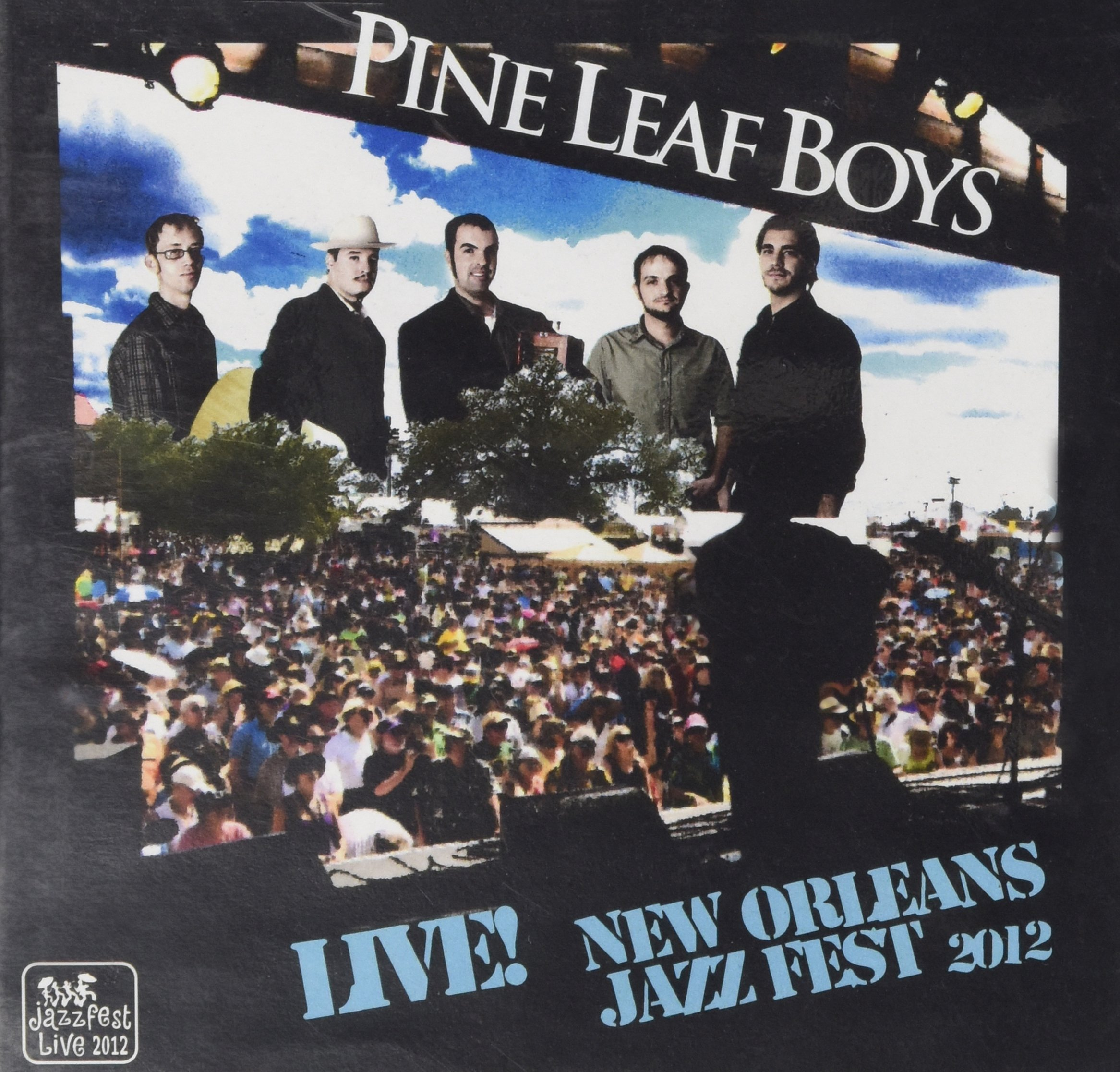 Live at Jazzfest 2012