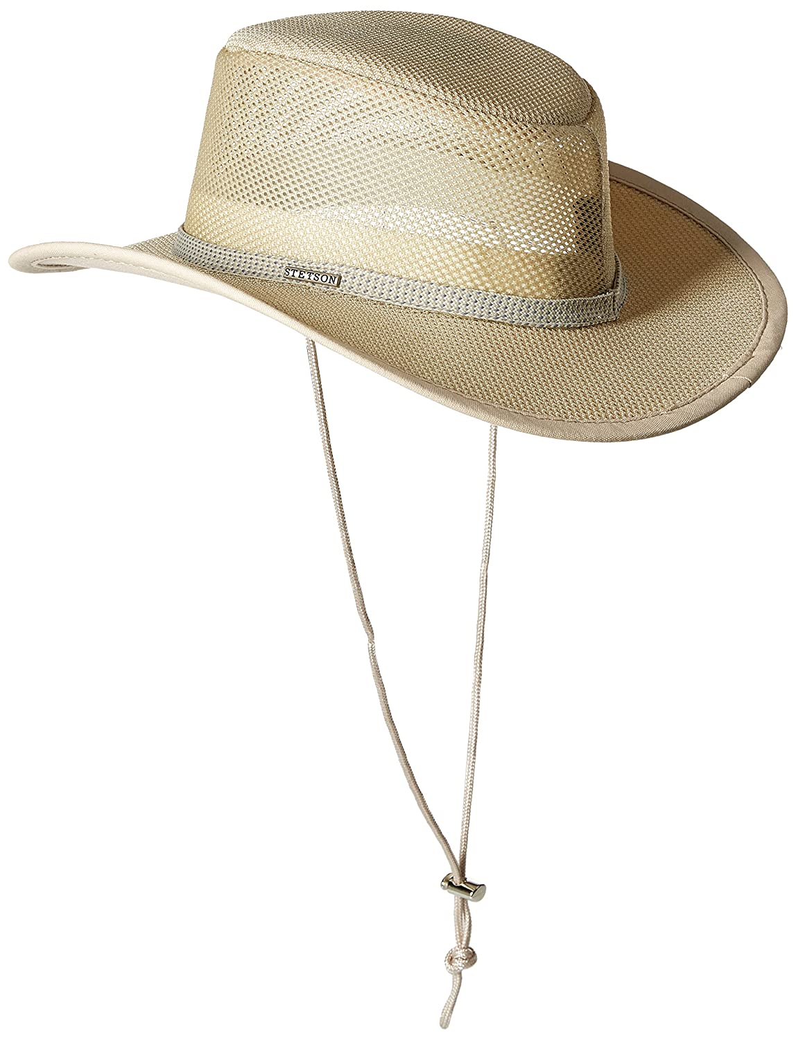 Stetson Mens Mesh Covered Hat Hat