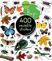 Eyelike Bugs - 400 Reusable Stickers (Eye Like