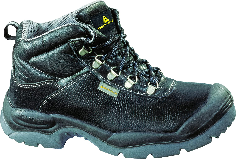 Size 11 Delta Plus® black Elvex SAULTEHNO44 Sault SAFETY Shoe