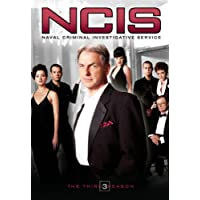 NCIS - The Complete Third Season [Import]