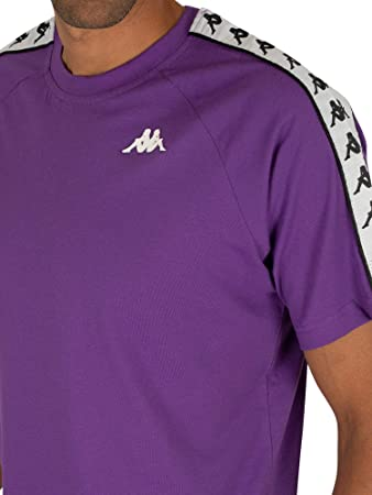 Kappa Coen Camiseta, Unisex Adulto