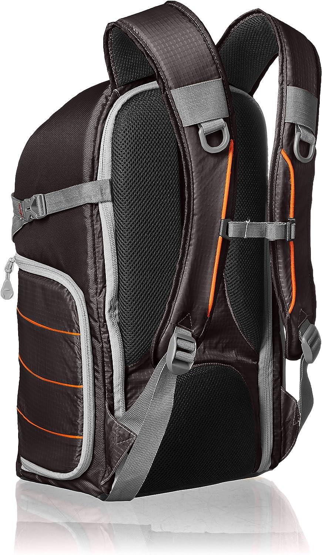 Black Basics Trekker Camera Backpack