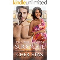 The Billionaire's Surrogate: A BWWM Pregnancy Love Story