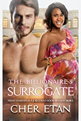 The Billionaire's Surrogate: A BWWM Pregnancy Love Story Kindle Edition