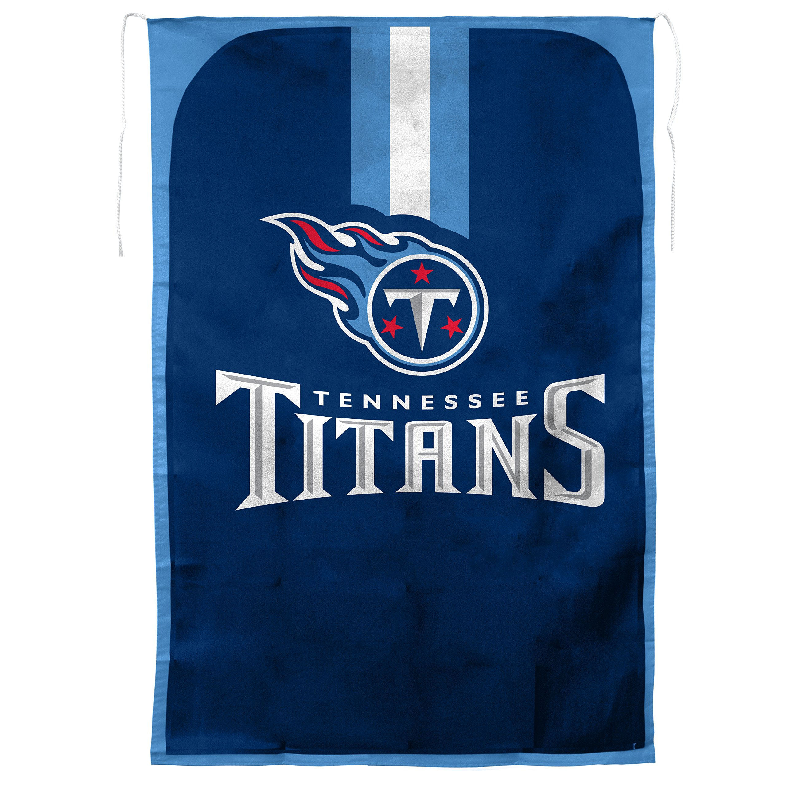 Littlearth NFL Tennessee Titans Team Fan Flag, Blue,