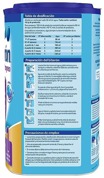 Almirón Prosyneo 1 Leche de inicio en polvo a partir del primer día 800 g