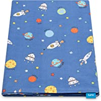 LUNA Removable Duvet Cover for Kids Weighted Blanket | 36x48 - Child Size | 100% Organic Oeko-Tex Cooling Cotton…