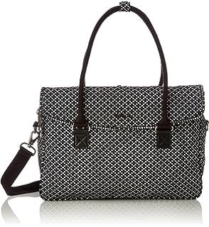 Artego, Damen Laptop Tasche, Black (Basket Shimmer), 39x28.5x15 cm (W x H x L) Kipling