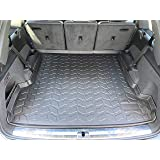 Laser Measured Trunk Liner Cargo Rubber Tray for Audi Q7 2007-2015
