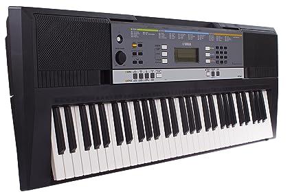 Yamaha YPT-240 – Teclado digital, se puede conectar a iPhone, iPad