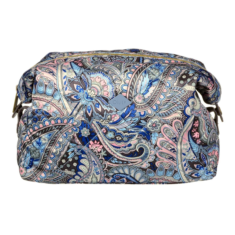 dd1abed0d0189 Oilily Eau de Fleurs M Toiletry Bag Legend Blue  Amazon.co.uk  Shoes   Bags