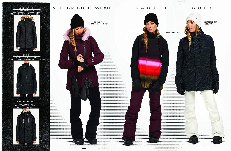 Women/'s Volcom Leda Gore-Tex Jacket
