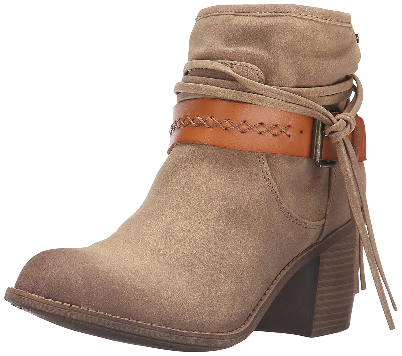 Roxy Women's Dallas Western Boot B0184QPR54 8.5 B(M) US|Tan