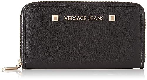 dettagliare 9e86a 27f6d Versace Jeans Wallet Portafoglio Donna, 1x10,5x19,5 cm (W x H x L)
