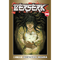 Berserk Volume 20 book cover