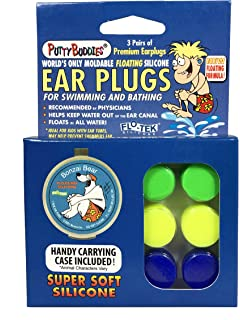 SwimSeal ear drops for protection against trapped water! replaces