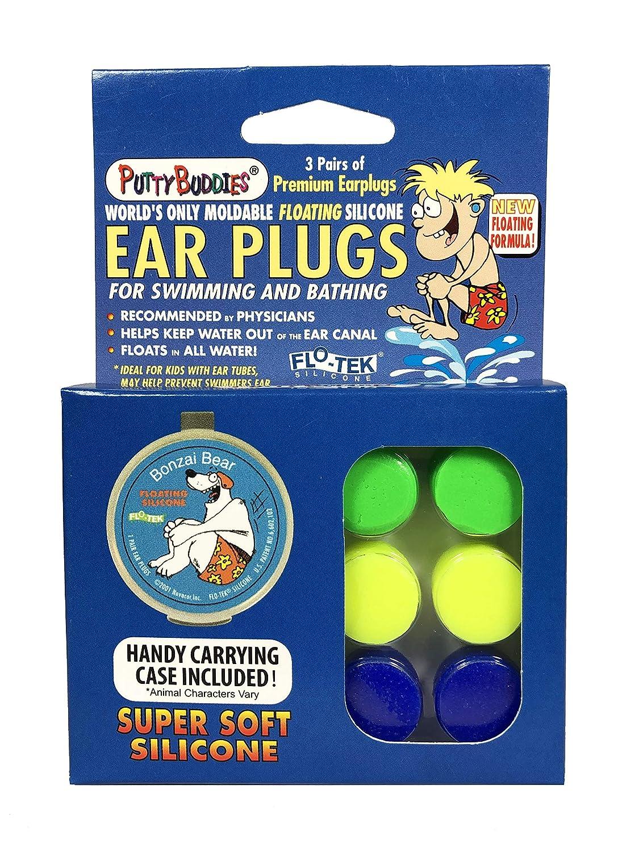Tapones de silicona para los o/ídos Ear Bandit