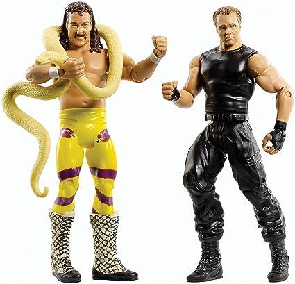 76f6040c816873 Amazon.com: WWE Battle Pack Series #30 - Jake The Snake Roberts ...
