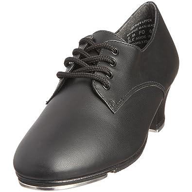 5 Chaussures End Tap Eu 6 V Capezio 36 Femme Noir Danse 2 West PgqawnRa