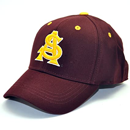 los angeles 8c66b 19e5f Arizona State Sun Devils Infant One-Fit Hat (Maroon)