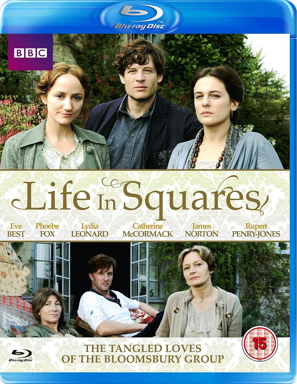 Life in Squares (2015) [ Blu-Ray, Reg.A/B/C Import - United Kingdom ]