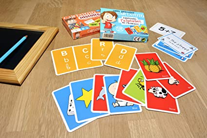 Juego de Cartas, Importado de Francia: Amazon.es: Juguetes y juegos