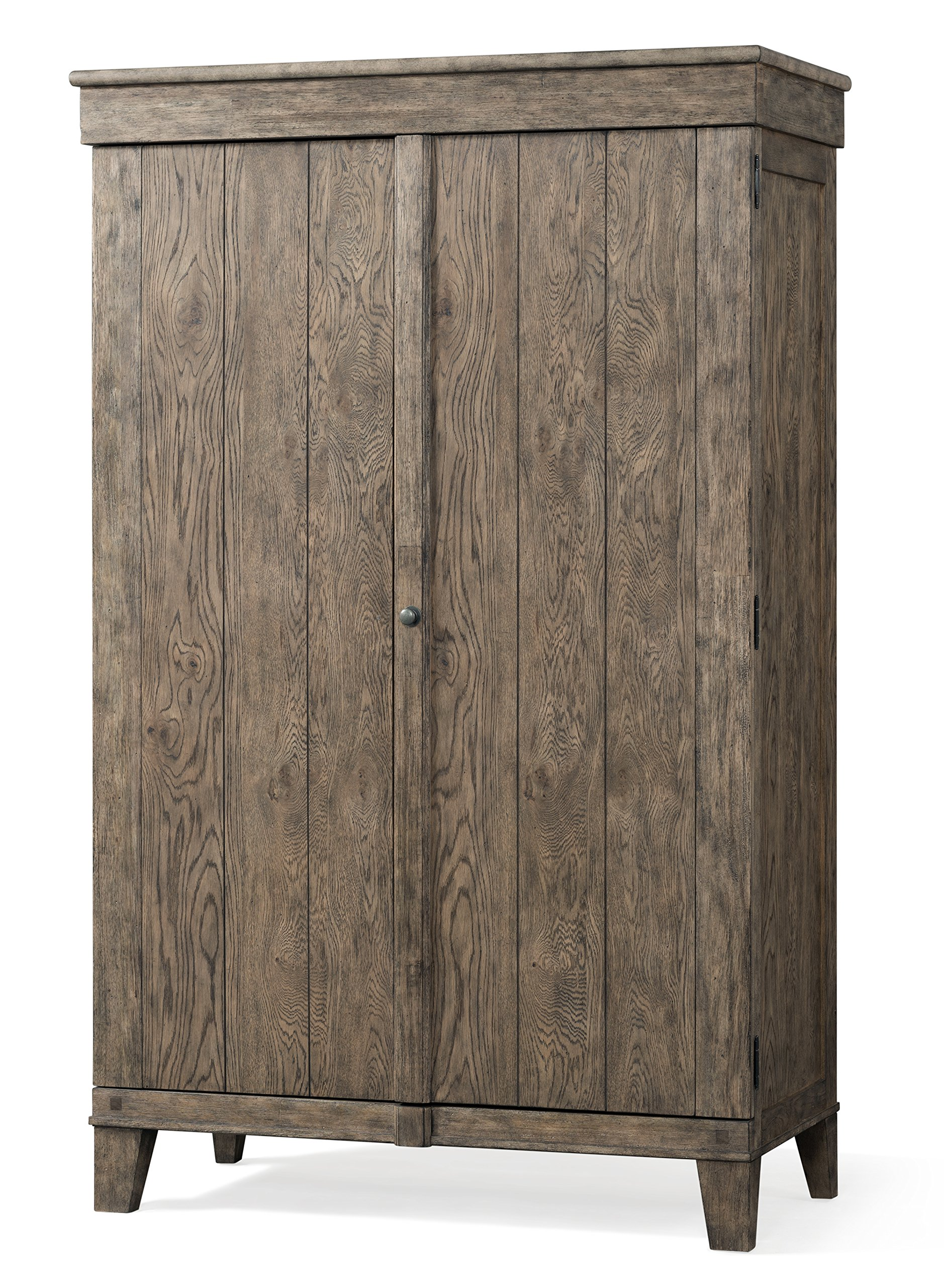 Klaussner Riverbank Dry Falls Armoire, Brown