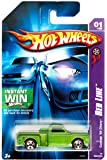 Hot Wheels 2006-096/223 Red Line 01/05 GREEN Custom '69 Chevy On Instant Win Card 1:64 Scale