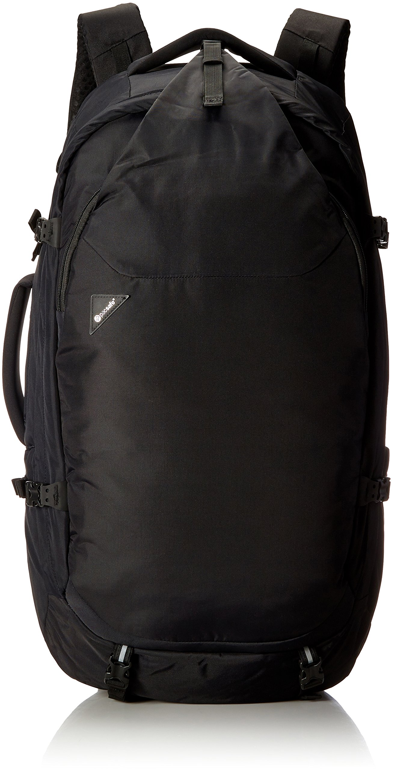 Pacsafe Venturesafe EXP65 Anti-Theft Travel Backpack, Black