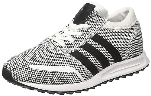 Adidas Los Angeles - Zapatillas para Hombre, Color Blanco, Talla 37 1/3
