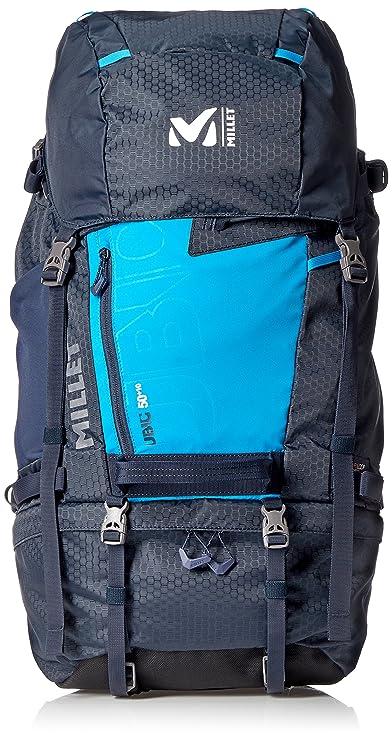 Millet Ubic 50+10 Mochila, Unisex Adulto, Saphir/Electric Blue, 45 cm: Amazon.es: Deportes y aire libre