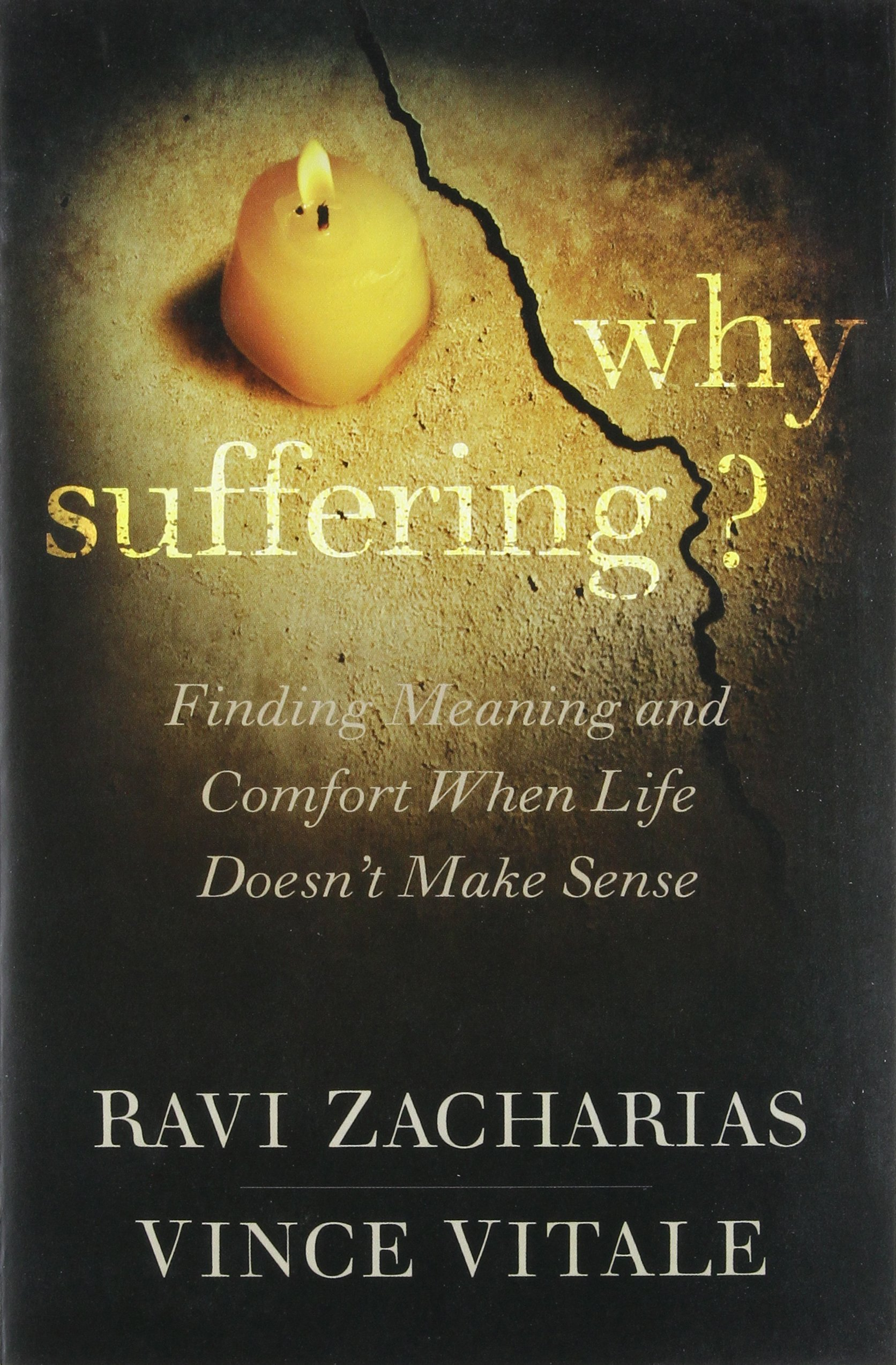 Download Why Suffering?: Finding Meaning and Comfort When Life Doesn't Make Sense pdf