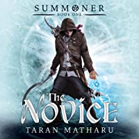 The Novice: Summoner, Book 1