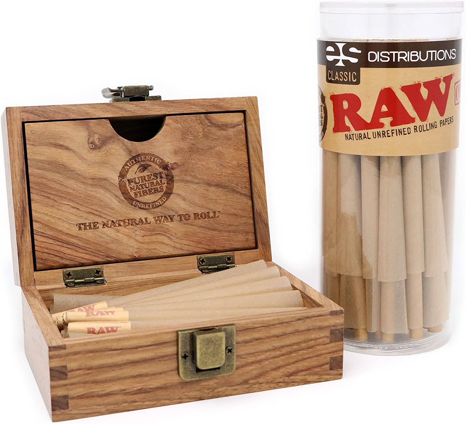 Packs King Size Cones and Smaller!!! 1 RAW Natural Wood Poking Stick Size Small