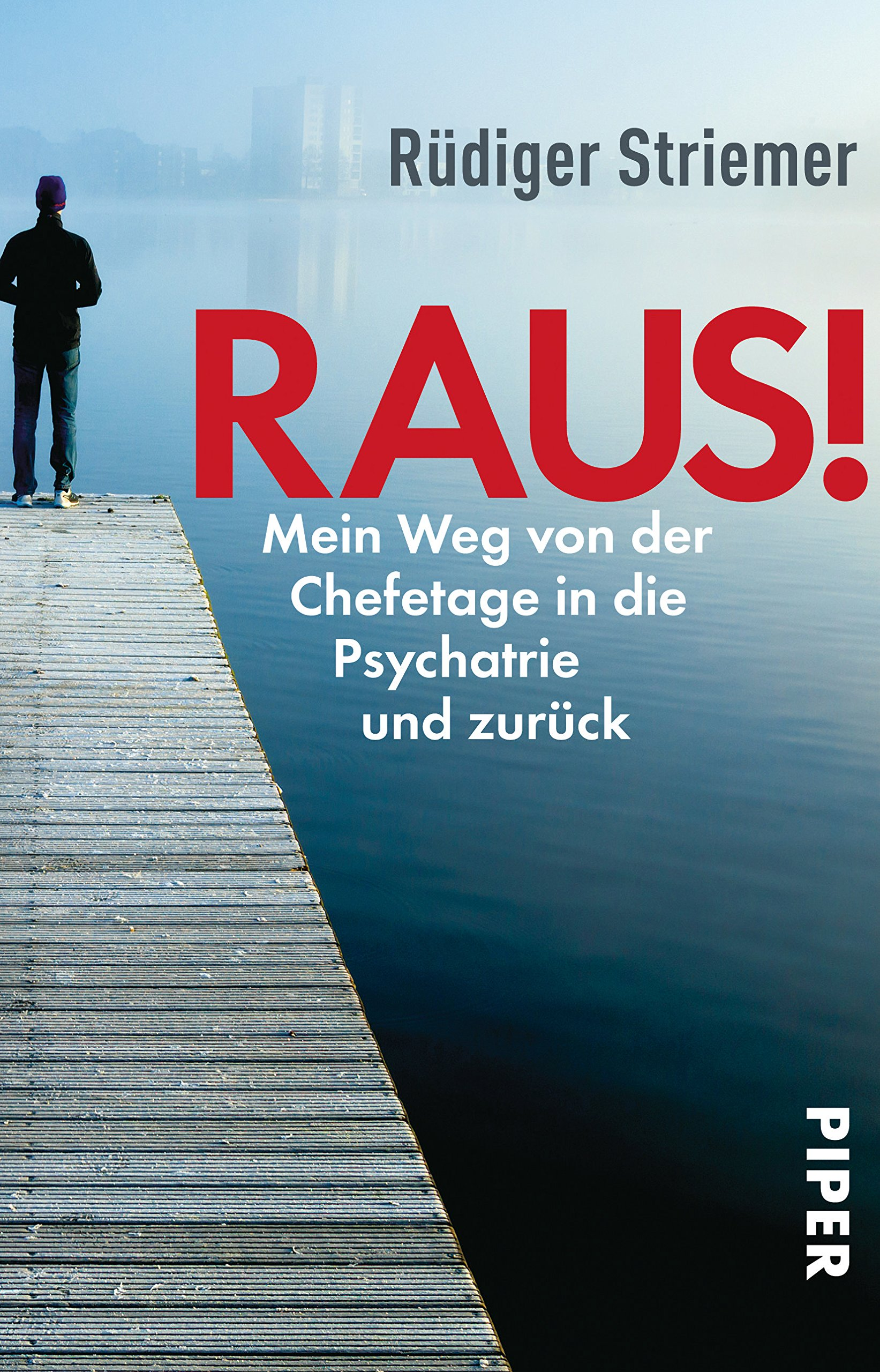 Raus!: Mein Weg von der Chefetage in die Psychiatrie und zurück
