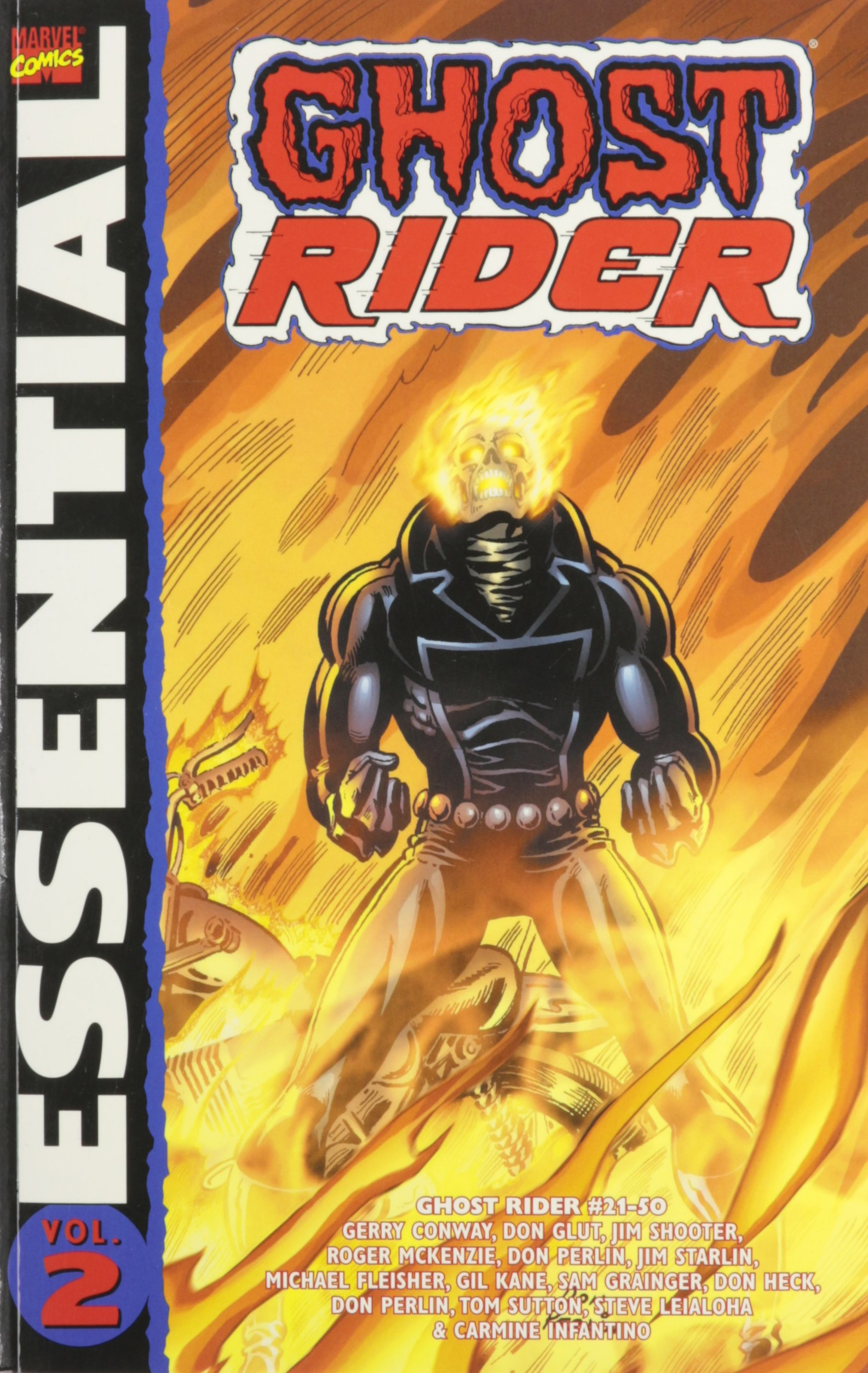 Essential Ghost Rider, Vol. 2 (Marvel Essentials) (v. 2) PDF