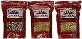 Hoosier Hill Farm Gourmet Popcorn, Midwest Set, 4.5 Pound
