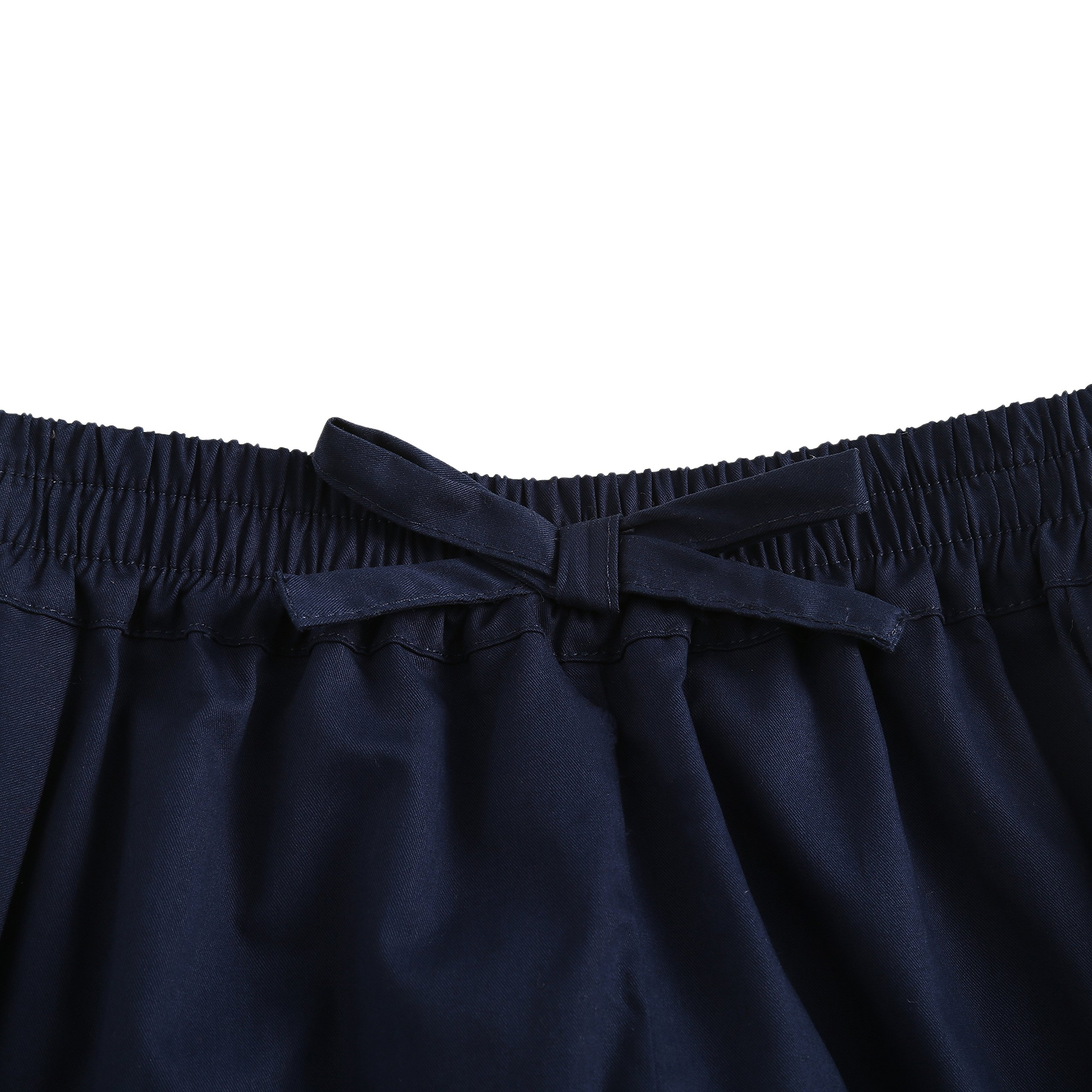 Richie House Big Girls' Summer Short Pants with Bow RH2288-A-12 by Richie House (Image #5)