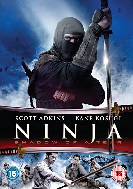 Amazon.com: Ninja - Shadow Of A Tear [DVD]: Movies & TV