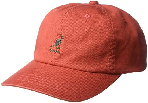 Kangol Men s Washed Cotton Baseball Dad Cap 8acf775ba770