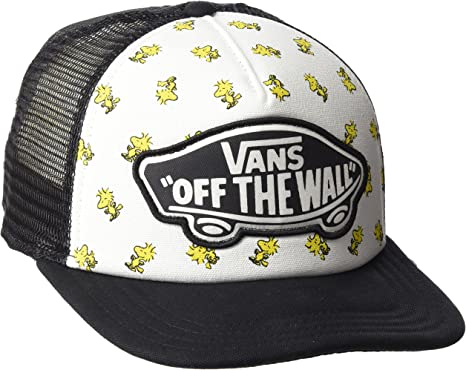 Vans_Apparel Peanuts Beach Trucker Gorra de béisbol, Multicolor ...