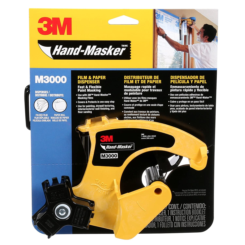 Hand-Masker M3000 Dispenser, Transparente: Amazon.es: Bricolaje y herramientas
