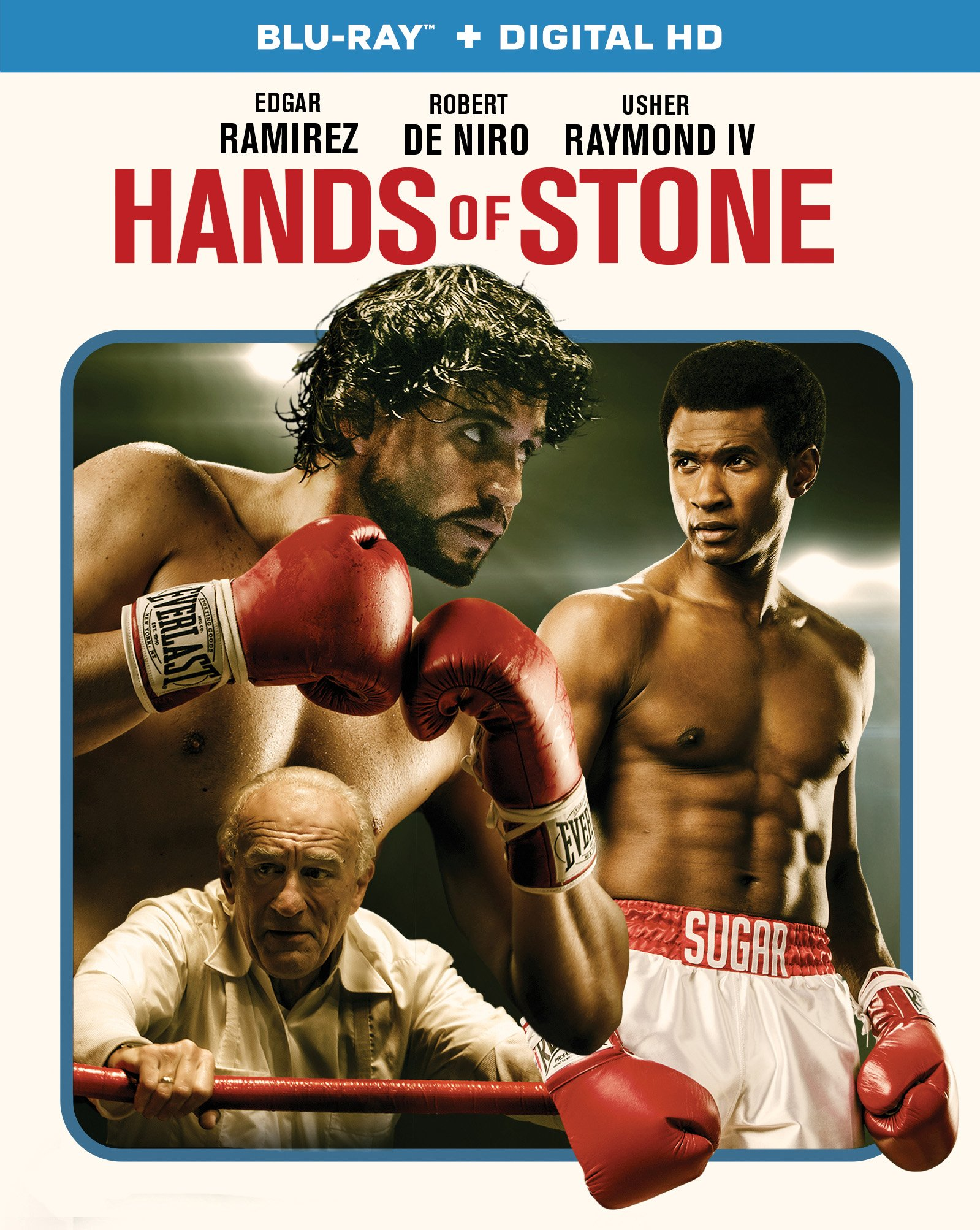 Blu-ray : Hands of Stone (Ultraviolet Digital Copy)