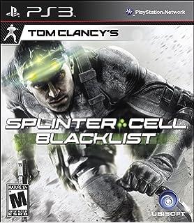 Tom Clancy's Splinter Cell Blacklist - Playstation 3 - Standard Edition