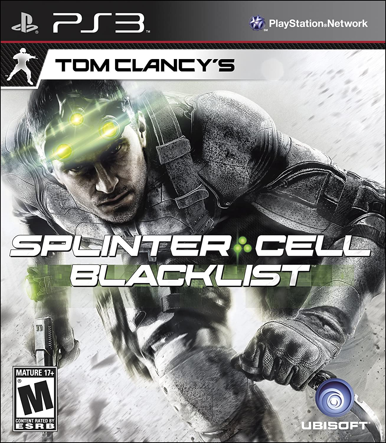Buy Tom Clancy's Splinter Cell Blacklist (PS3) Online at Low Prices in India   UBI Soft Video Games - Amazon.in