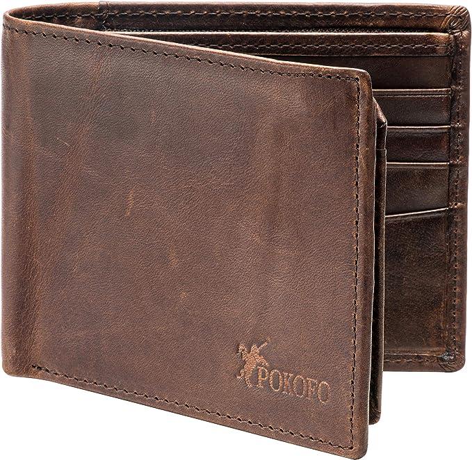 light brown wallet