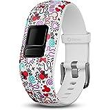 Garmin 010-12666-10 Disney Minnie Mouse Adjustable Accessory Band (for vivofit jr. & vivofit jr. 2)