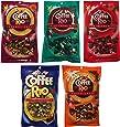 Coffee Rio Premium Hard Candy Sampler Bundle Mixed Flavors ( 5 Bags Total )